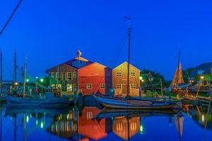Elburg harbour 1