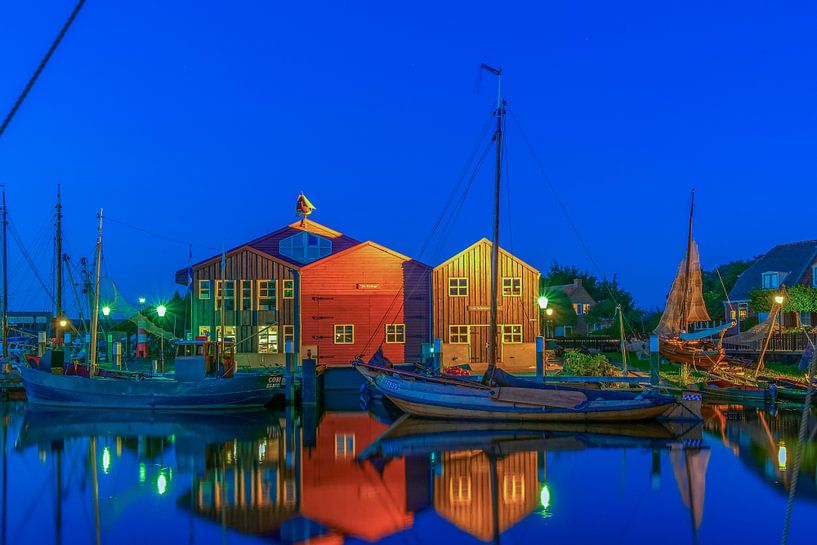 Elburg harbour 1 sur Han Kedde