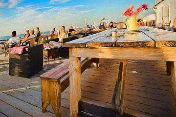 Beachhouse van Juliën van de Hoef