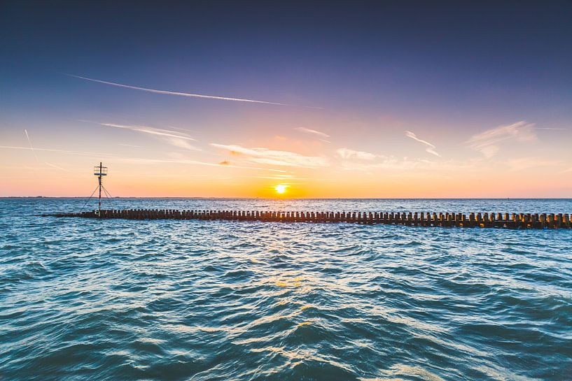 Vlissingen haven van Andy Troy