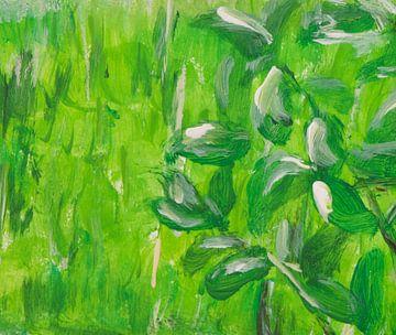 grüne Natur von Susanne A. Pasquay