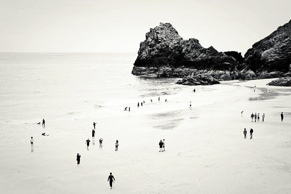Cornwall beach life