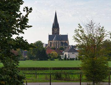 Abteikirche Thorn von J..M de Jong-Jansen