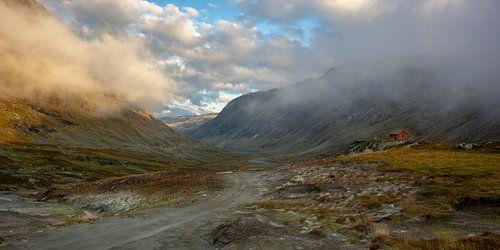 Geirangerfjord pass