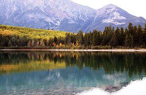 Patricia Lake Canada van