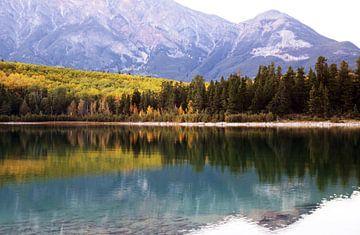 Patricia Lake Canada von Veronie van Beek