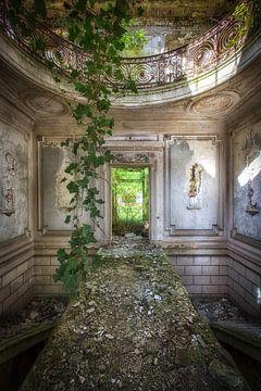 Chateau Ruine von Kelly van den Brande