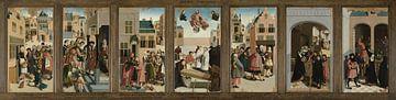 Die sieben Werke der Barmherzigkeit - von Alkmaar