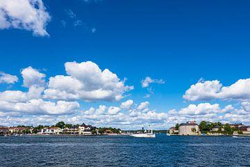 Festung Vaxholm an der schwedischen Schärenküste von Rico Ködder
