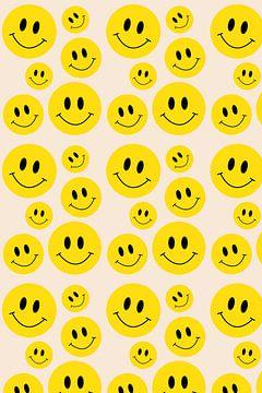 Smiley-Gesicht von Emily Pama