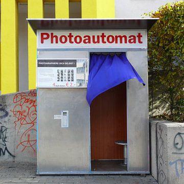 Fotocabine in Berlijn (Fotocabine) van RaSch-BS_Design