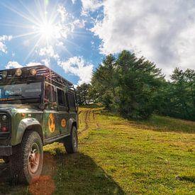 Land Rover Defender sur Anouschka Hendriks