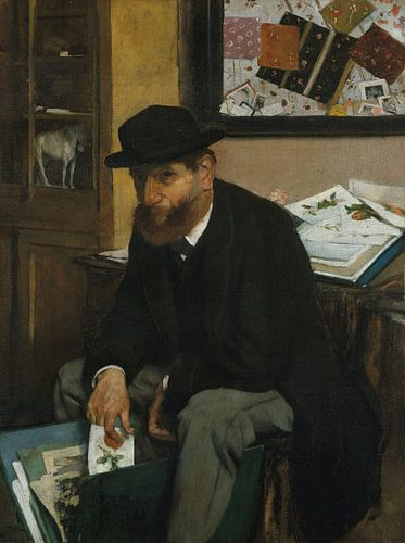 The Collector van Prints, Edgar Degas van Meesterlijcke Meesters