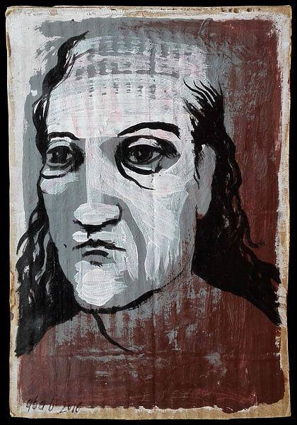 Portret van Kuba Bartyński