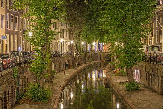 Utrecht by Night - Nieuwegracht - 4
