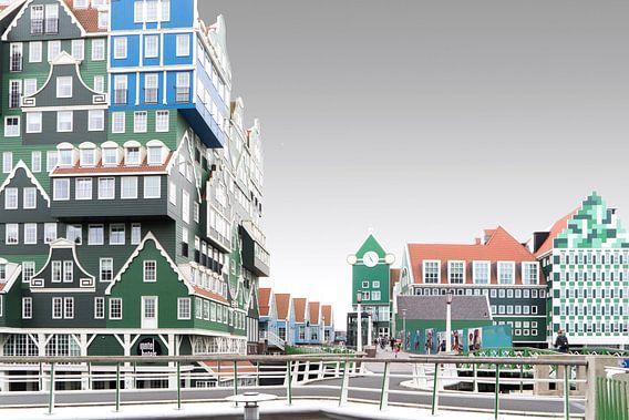 Architectuur Inverdan - Zaandam