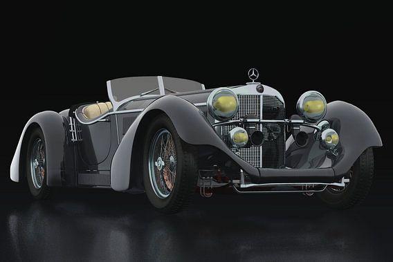 Mercedes-Benz SSK-710