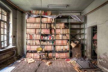 Data Storage Room sur Roman Robroek