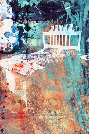 Bilder schlafzimmer auf leinwand poster ohmyprints for Wandbilder fa r schlafzimmer