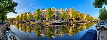 Keizersgracht 180 panorama von Dennis van de Water
