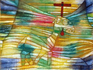 Paul Klee.Das Lamm