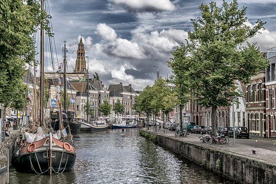 City Groningen van Harry Stok