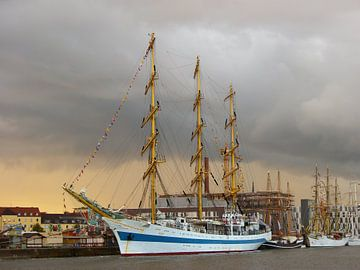 Vollschiff Mir van Ingo Rasch