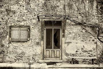 Altes französisches Bauernhaus von Halma Fotografie