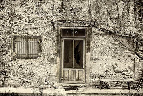Oude Franse boerderij van