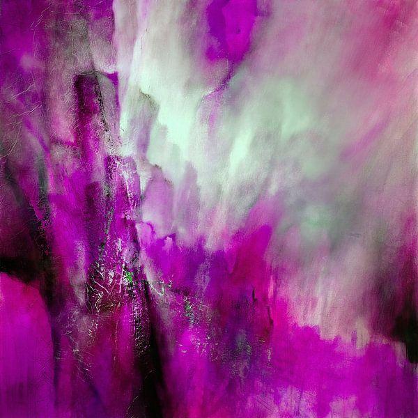 Roze licht van Annette Schmucker