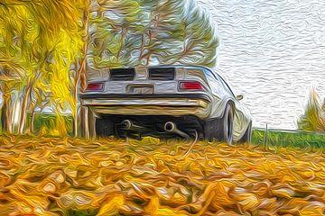 Herfst Camaro van Torfinn Johannessen