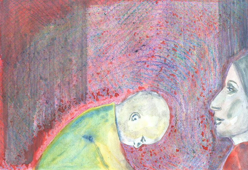 Wintervuur van Sandrine Lambert
