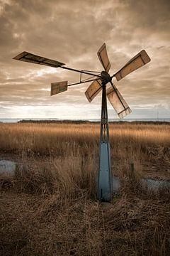 Windmolen van Bram Huijzen