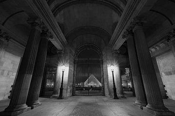 Le musée du Louvre à Paris sur MS Fotografie | Marc van der Stelt