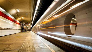 Rotterdam City Metro van Johan Breij