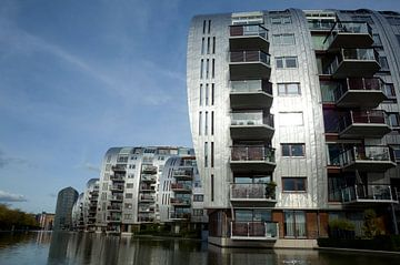 Armada flats in Den Bosch van Kees van Dun
