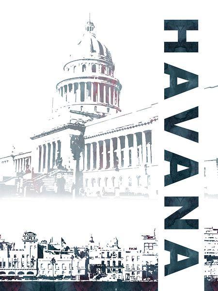 Havana van Printed Artings