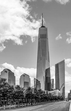 Het One World Trade Center van Ivo de Rooij