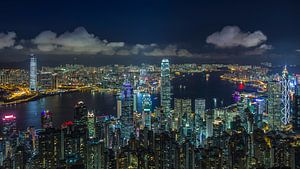HONG KONG 32 van