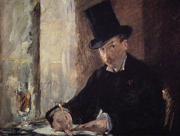Chez Tortoni, Édouard Manet - 1875