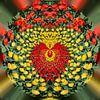 Love tulips 1 van Kok and Kok thumbnail
