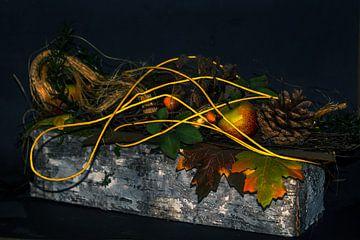 herfstdecoratie van Michael Nägele