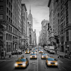 5th Avenue NYC Verkehr