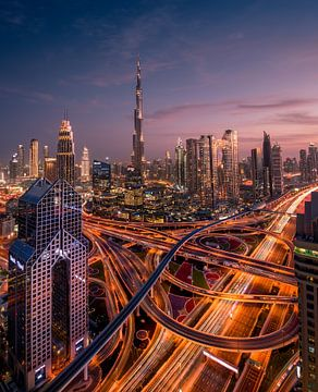 Dubai Magie van Georgios Kossieris