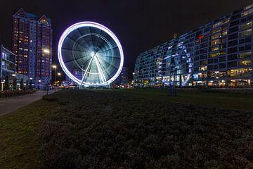 """Ferris wheel """"De Rotterdam editie"""" van"""