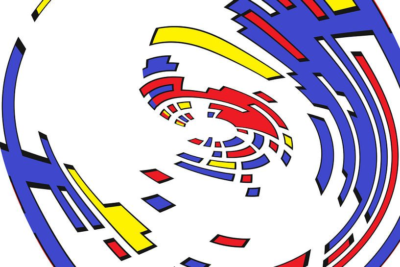 Sekco kolora kirlo 1 van Henk-Jan van Tuyl