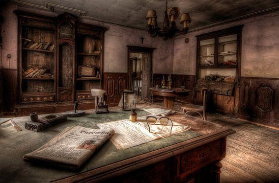 The Desk van Frank Quax