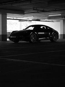 Parked Porsche van Stephan Smit