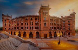 Plaza de Toros (1929) van EricsonVizcondePhotography