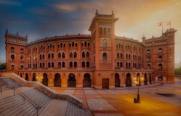 Plaza de Toros (1929) von EricsonVizcondePhotography
